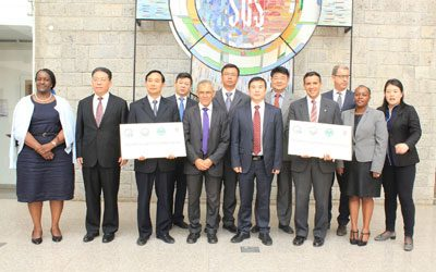 Enhancing Kenya-China Relations in the Legal Field