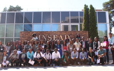 Sims Students Memorable Study Trip To France Strathmore University