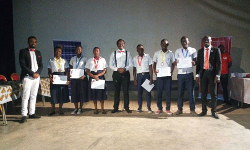 Strathmore University International Mathematics Contest DR Congo